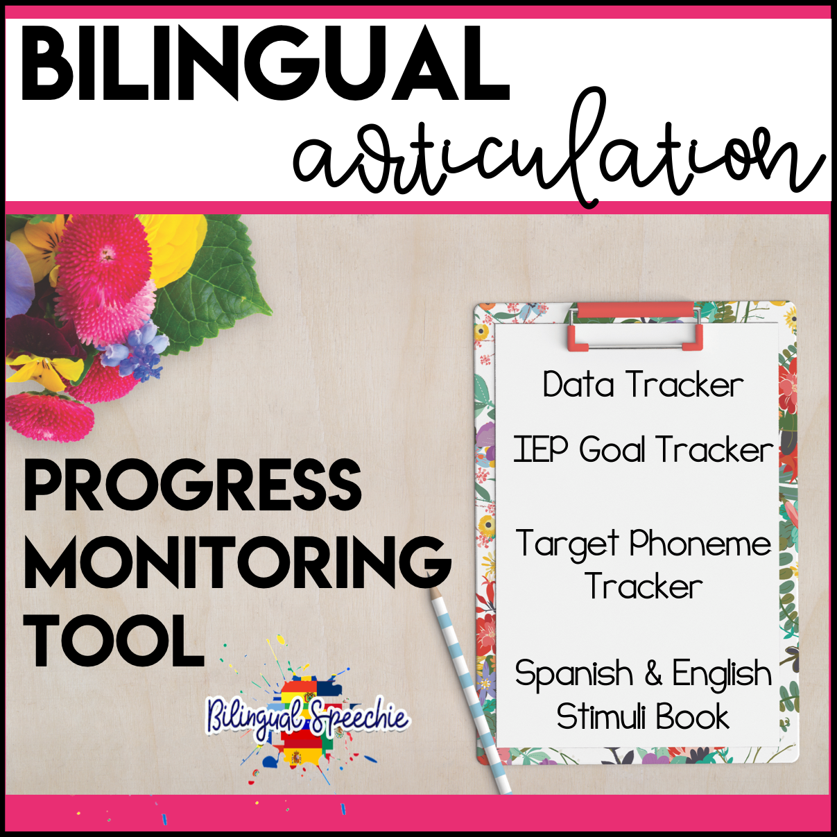 Bilingual Articulation Progress Monitoring Tool