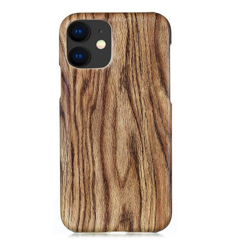 Binmer Sofr Wood Phone Case For iPhone