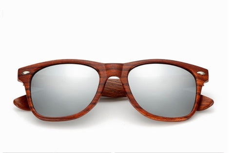 JASPEER Natural Wooden Sunglasses