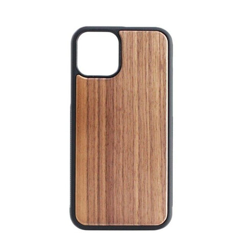 Natural Wood Anti Slip Phone case For IPhone