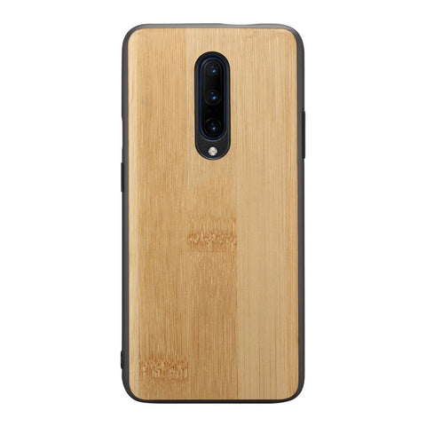 Bamboo Hard Phone Case for Oneplus