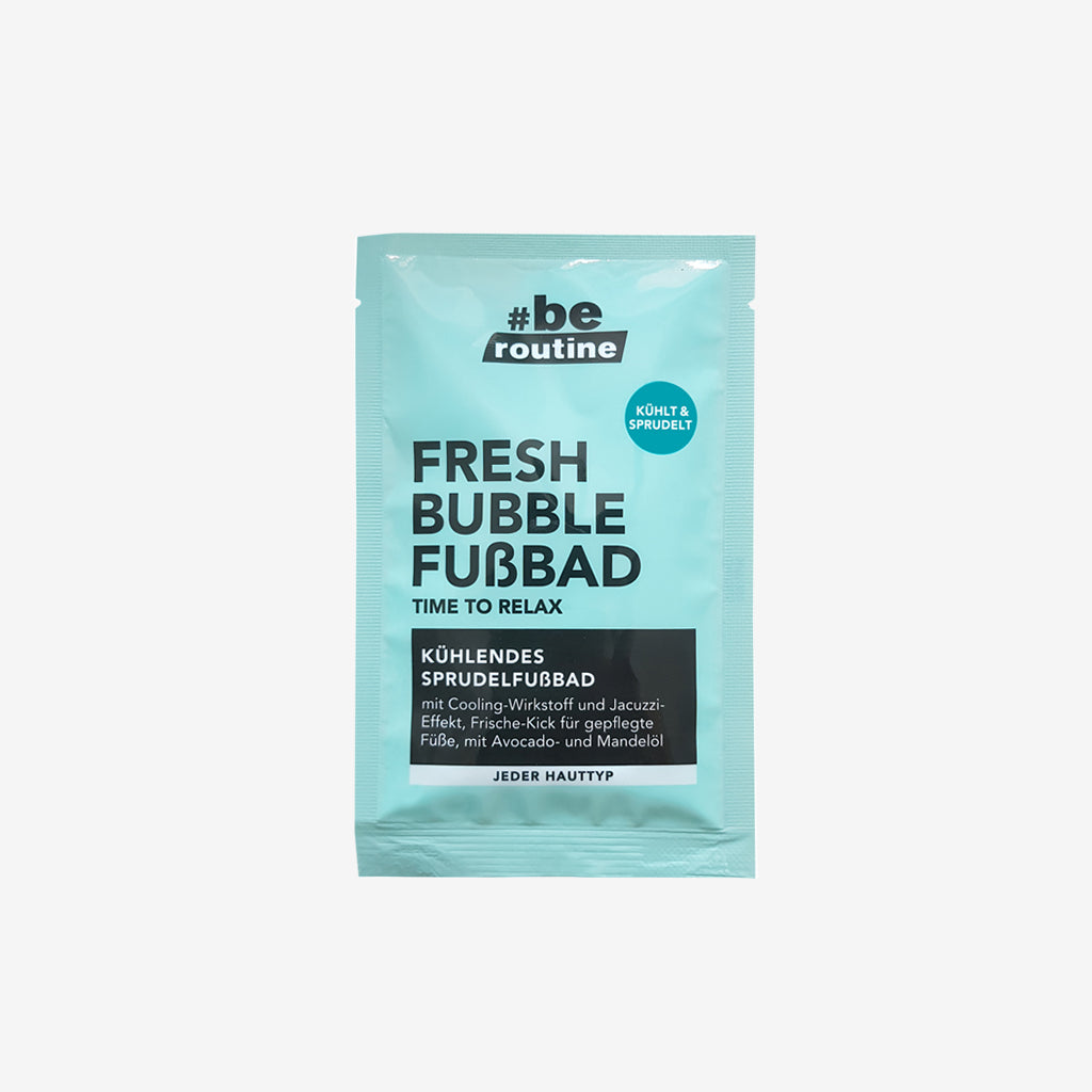 Fresh Bubble Fußbad