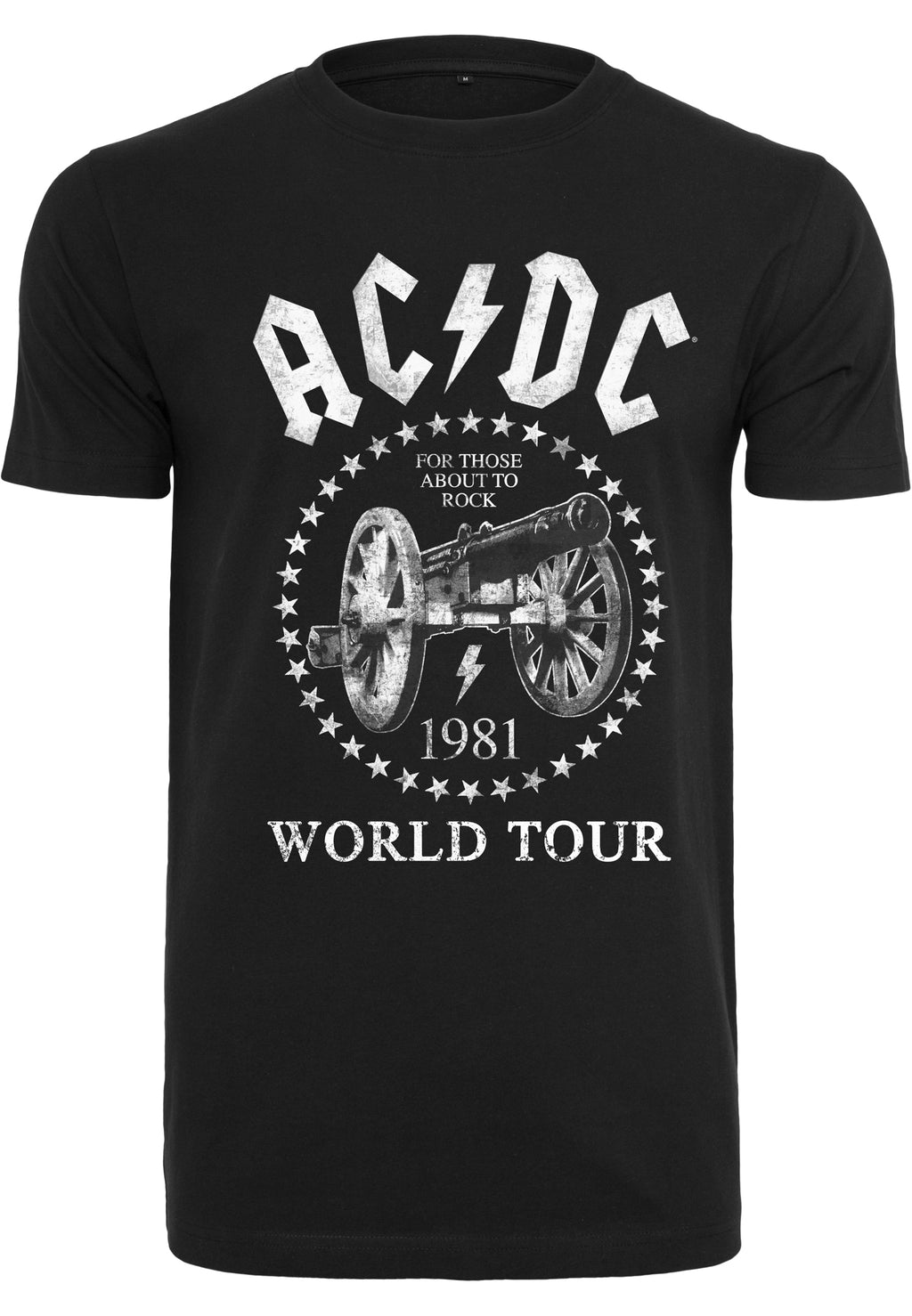 ACDC For Those About To Rock Tee