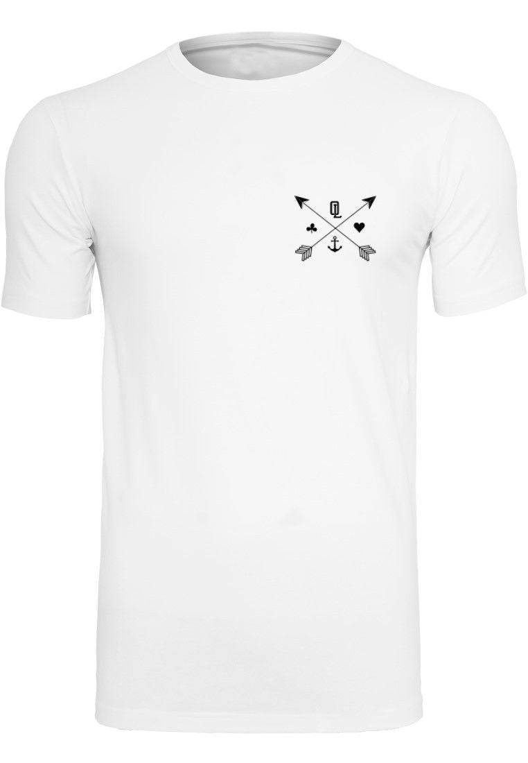 Onelife Apparel Arrows White T-Shirt