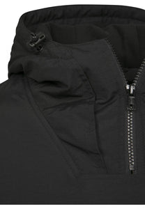 Onelife Apparel Logo Neck Pullover Jacket