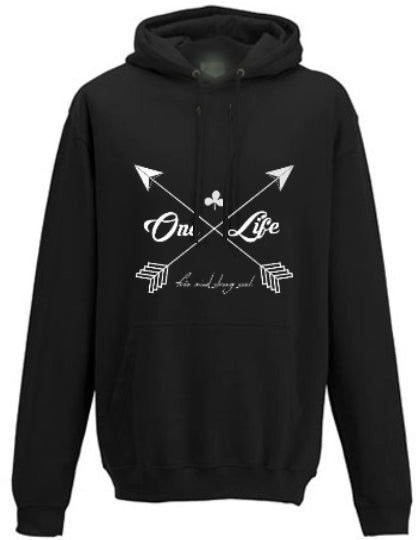 Onelife Apparel Arrows Hooded | 4 Colours