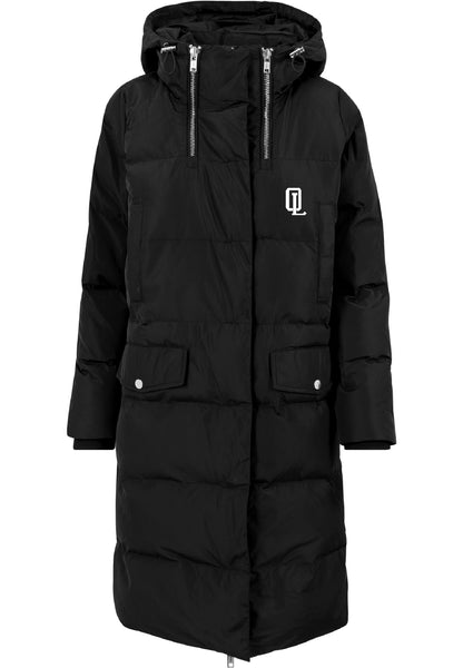 Onelife Apparel OL Ladies Bubble Coat Black