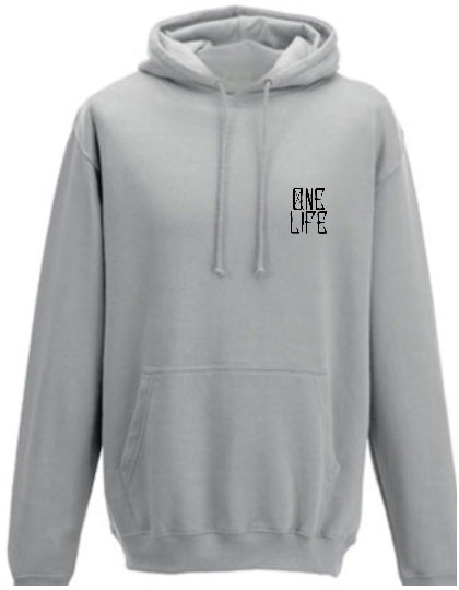 Onelife Apparel Tattoo Logo Script Hooded | 4 Colours