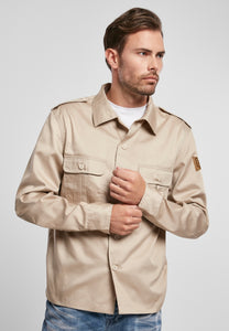 Onelife Apparel US Shirt OL Patch Beige