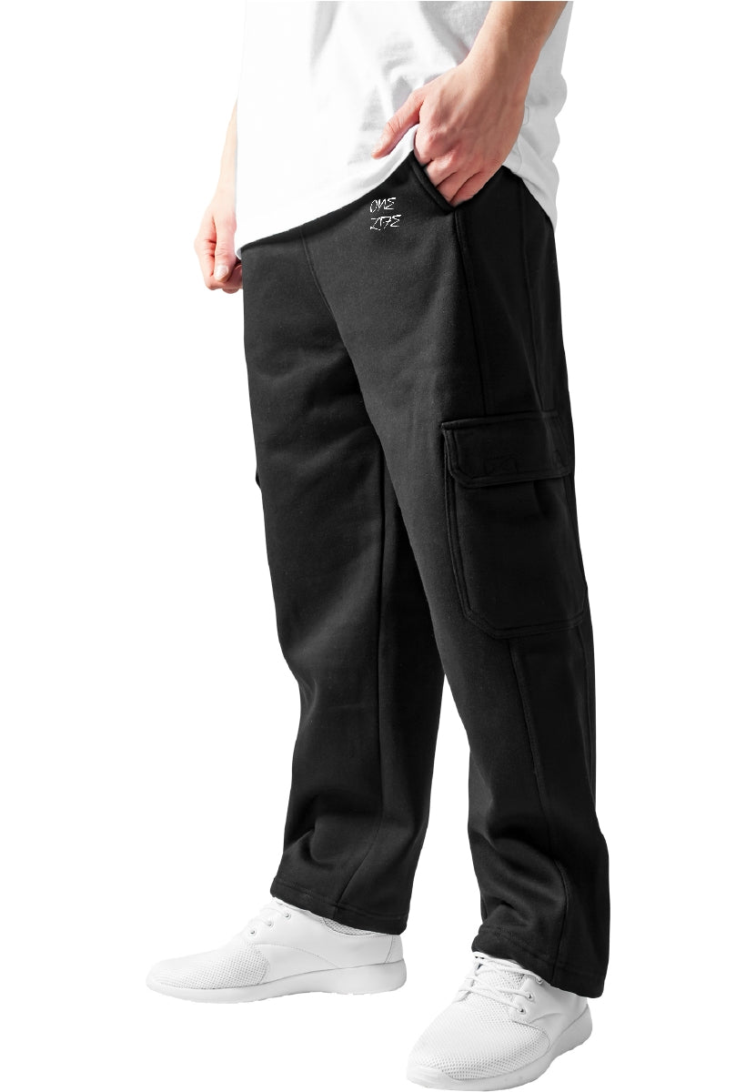 Onelife Apparel Cargo Sweatpants black