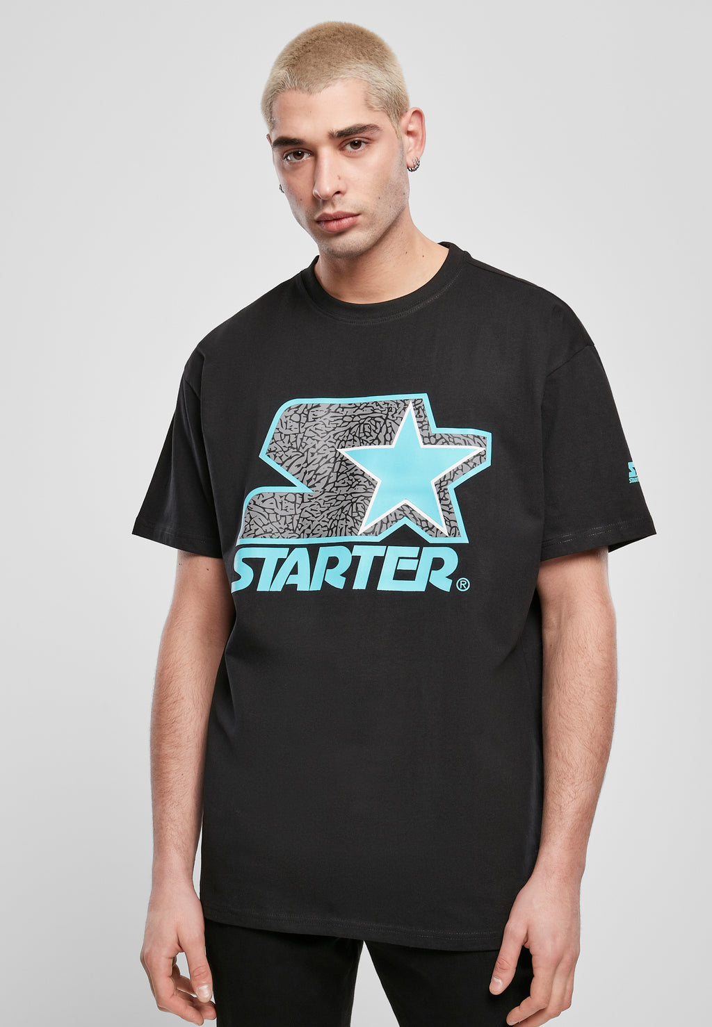 Starter Multicolored Logo Tee | 6 Colours