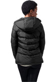 Onelife Apparel OL Ladies Bubble Jacket Black