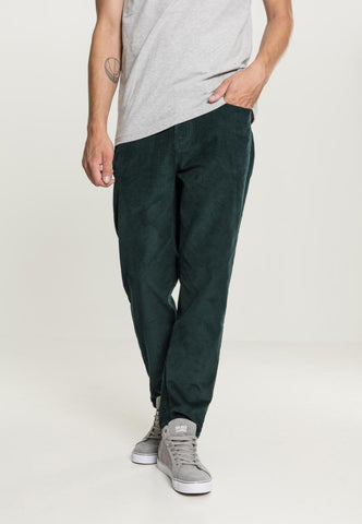 Corduroy 5 Pocket Pants Darkjasper