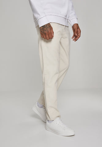 Corduroy 5 Pocket Pants Lightsand