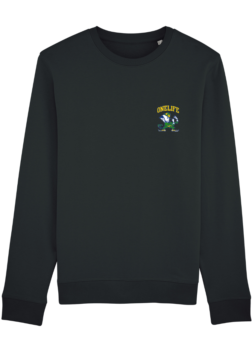 Onelife Apparel Irish vs. Kobold BIO-Sweatshirt Unisex | 2 Colours