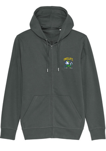 Onelife Apparel Irish vs. Kobold Zip-Hoodie Unisex BIO | 3 Colours