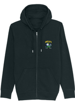 Lade das Bild in den Galerie-Viewer, Onelife Apparel Irish vs. Kobold Zip-Hoodie Unisex BIO | 3 Colours