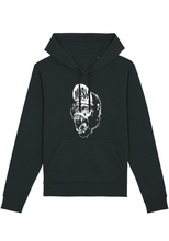 Lade das Bild in den Galerie-Viewer, Onelife Apparel Mosh Ape Hoodie Unisex | Small or Big Print | BIO or REGULAR |  3 Colours