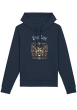 Lade das Bild in den Galerie-Viewer, Onelife Apparel Flying Tiger With A Siamese Snake Hoodie Unisex | BIO or REGULAR |  4 Colours