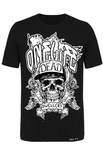 Onelife Apparel Dead Dwellers T-Shirt Unisex
