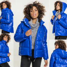 Lade das Bild in den Galerie-Viewer, Ladies Vanish Puffer Jacket