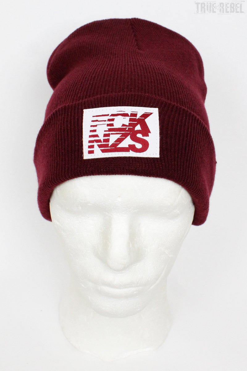 True Rebel Streetwear Beanie Stripes | 3 Colours