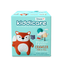 Load image into Gallery viewer, Deluxe Crawler Unisex Nappies