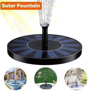 LinePeek Decoration LinePeek Solar Fountain