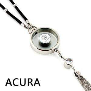 LinePeek Gadgets Acura Car Perfume Totem with Logo
