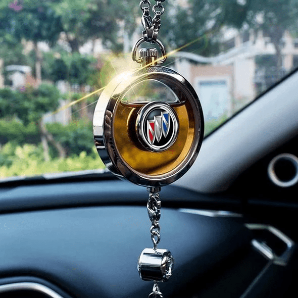 LinePeek Gadgets Buick Car Perfume Totem with Logo