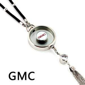 LinePeek Gadgets GMC Car Perfume Totem with Logo