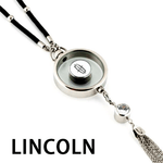 LinePeek Gadgets Lincoln Car Perfume Totem with Logo
