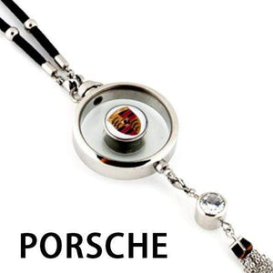LinePeek Gadgets Porsche Car Perfume Totem with Logo