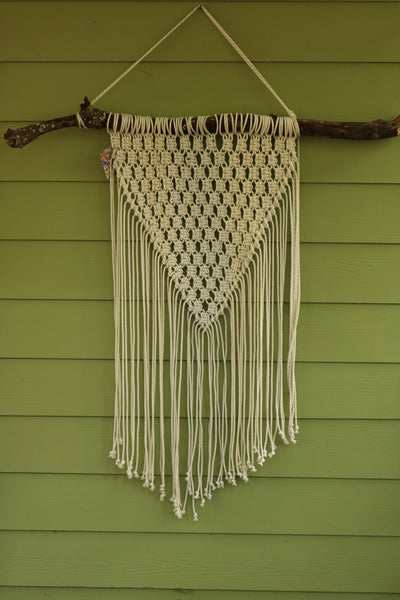 12 Macrame Wallhanging