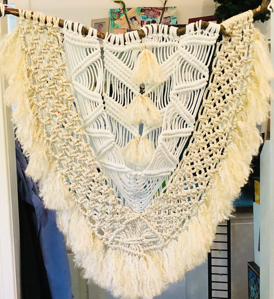 11 Macrame Wallhanging