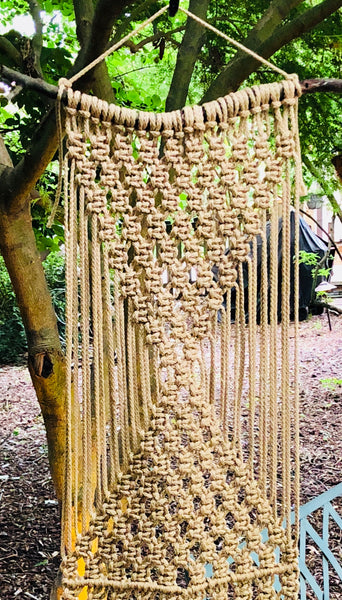 15 Macrame Wallhanging
