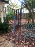 Multicolor Macramé Wallhanging