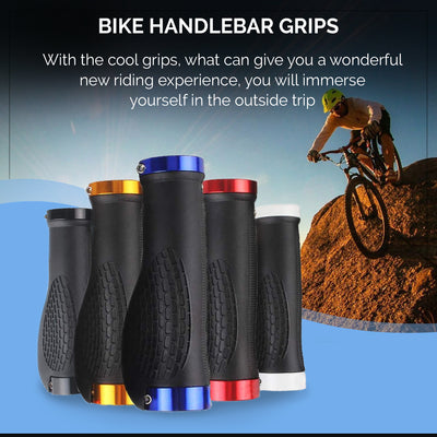 Double Lock Handlebar Extra Palm Grip