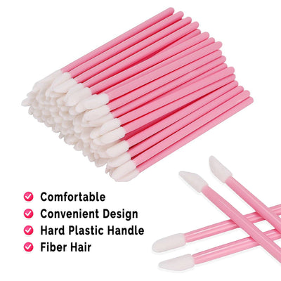 Disposable Lip Brushes Gloss Wands ( Lipstick Applicator )