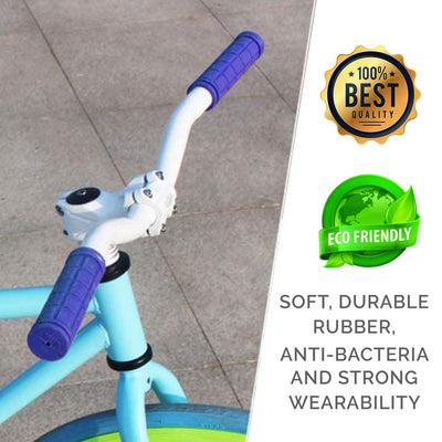 Non-Slip Rubber Bicycle Handlebar Grips