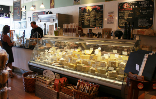 Navigating The Cheese Case While Pregnant
