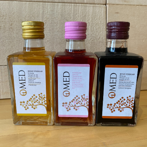 O'Med Wine Vinegars