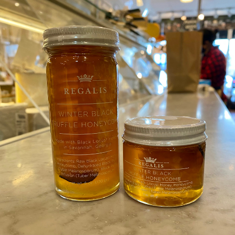 Regalis Truffle Honey
