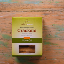 Urban Oven Crackers