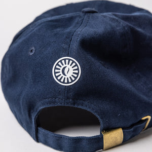 Be Bright Dad Hat - Navy Blue