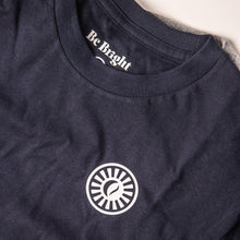 Load image into Gallery viewer, Illuminate Tee - Navy Blue