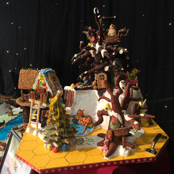 Hundred Acre Holiday - Gingerbread Lane