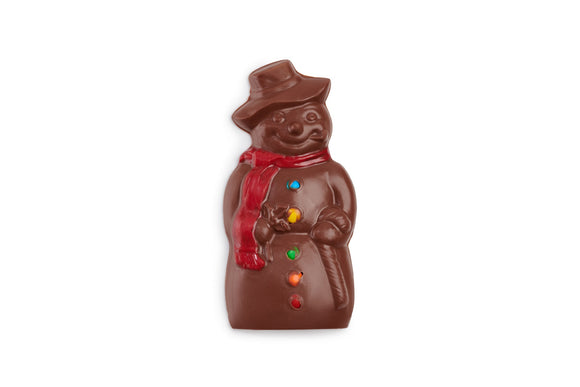 4oz Chocolate Snowman