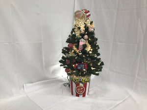 Popping In for the Holidays - Mini Tree - MT59