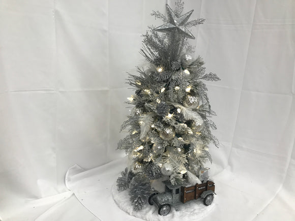 Home For Christmas - Mini Tree - MT15